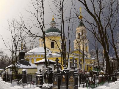 Храмы для отпевания в Москве - адреса