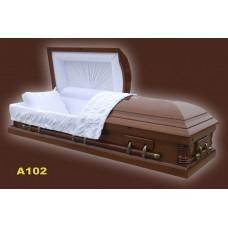 Гроб A102
