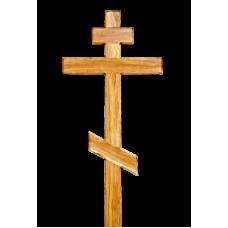 """Крест дубовый """"ПРАВОСЛАВНЫЙ"""""""