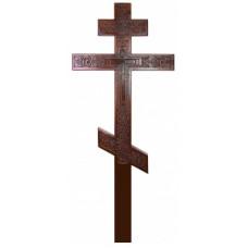 Крест Резной Сосновый Брус
